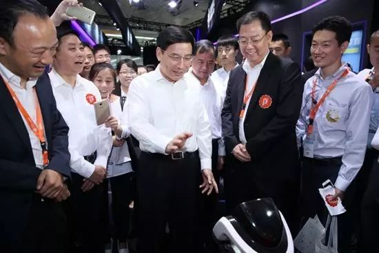 2016年中国国际信息通信展在北京开幕
