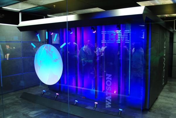 IBM超级计算机下沃森的下一个目标:教授三年级数学