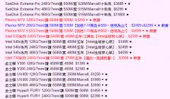 为什么不耐用的TLC 颗粒取代MLC成了SSD主流?