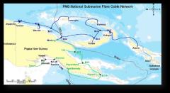 华为海洋助力巴布亚新几内亚国家骨干网建设