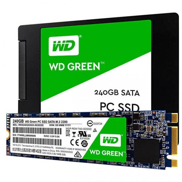 西数推出首款SanDisk驱动器:蓝盘和绿盘