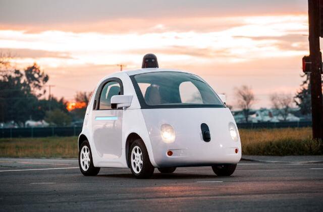 告诉你为啥谷歌无人车那么萌萌哒