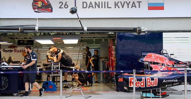 访谈 | 了解IT在F1中的重要性