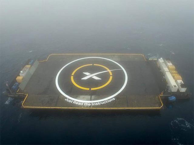 爆炸原因找到 SpaceX欲发一箭十星