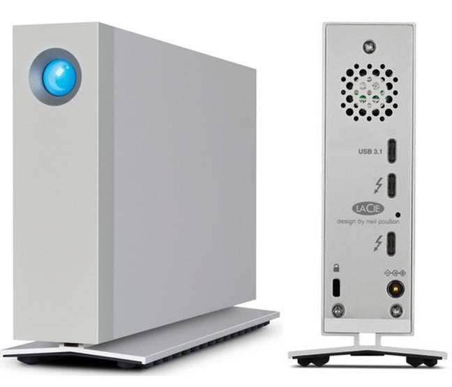 希捷推出新一代LaCie外接驱动器升级方案
