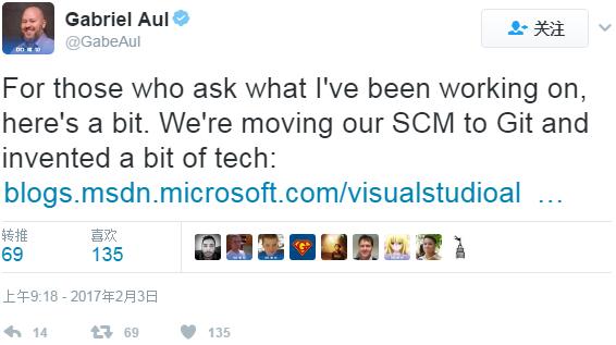 微软宣布开源 Git 虚拟文件系统 GVFS:性能大提升