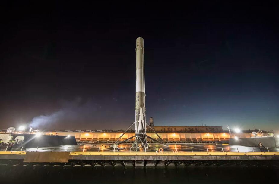 燃料不足 SpaceX下次发射将不再尝试火箭回收