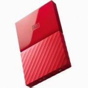 西部数据移动硬盘 New My Passport 2TB 2.5英寸,中国红价格
