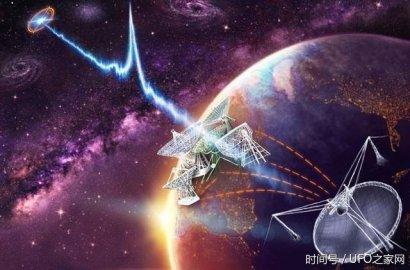 宇宙深处传来强烈的无线电信号, 物理学家: 可能是星际飞船