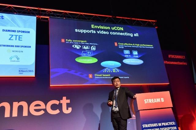 华为发布全新云化高性能融合 CDN 解决方案