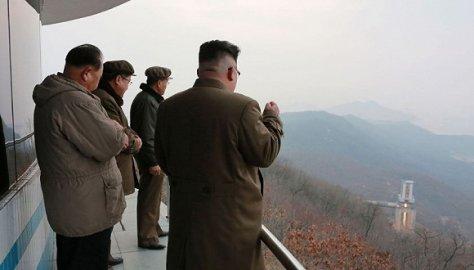 朝鲜称世界将见证其宇宙开发重大成果