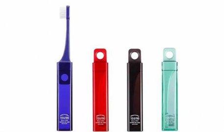 日本再出黑科技! 从此刷牙不再用牙膏!