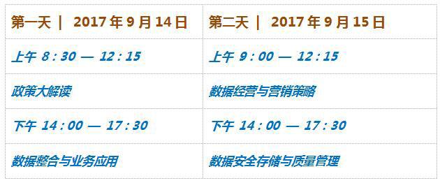 2017亚太金融数据与信息峰会将于9月在京盛大召开