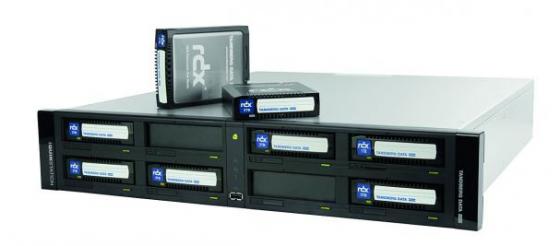 腾保RDX  QuikStation 8,瑞士军刀品质的数据保护选择
