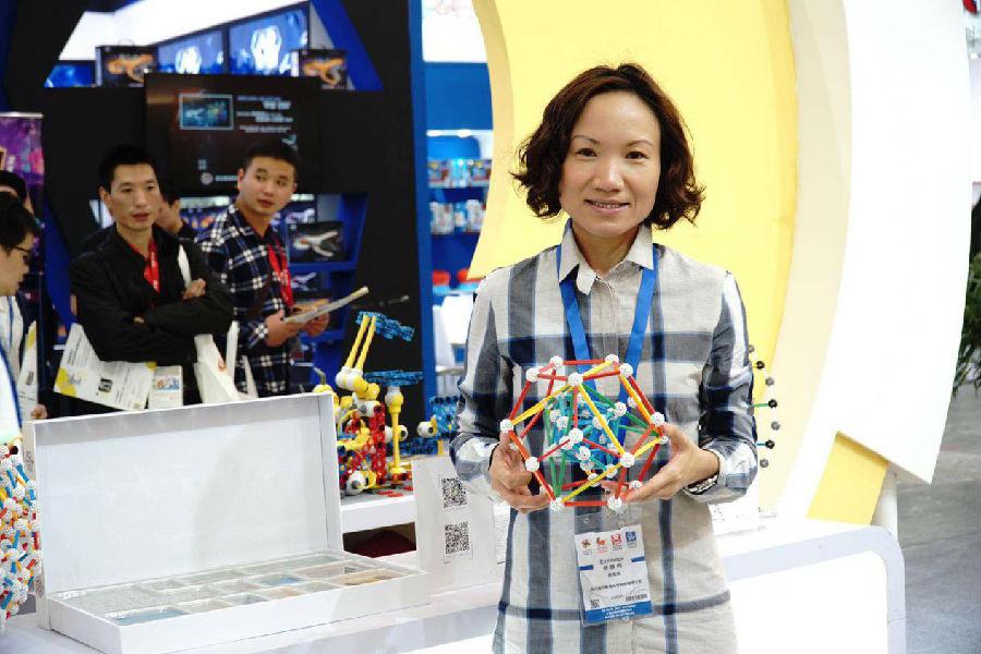 贝尔科教集团参展CTE中国玩具展,三款重磅新品齐亮相