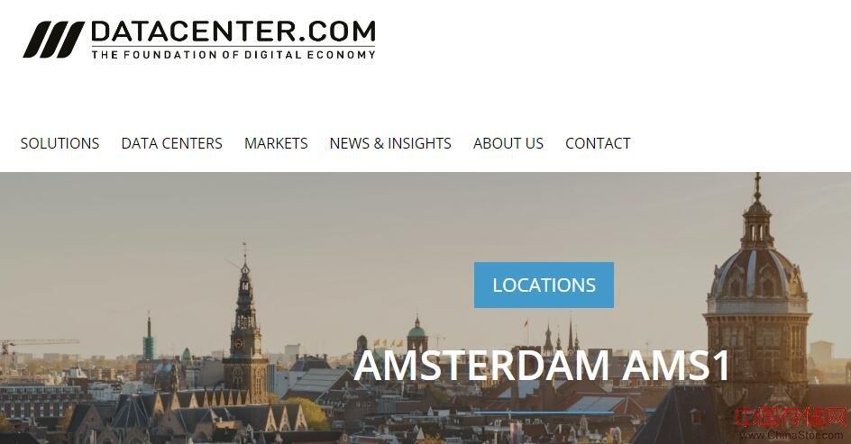 土豪公司50万美元收购datacenter.com域名