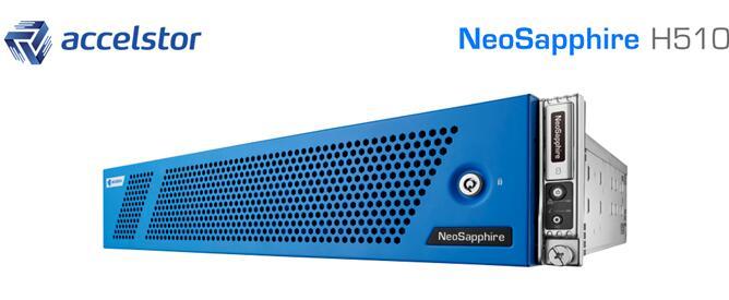 捷鼎国际为新一代云端应用提供全新 NeoSapphire 全闪存阵列