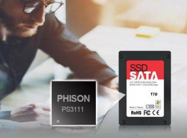 群联Phison公司累计向金士顿出货1800万台SSD控制器