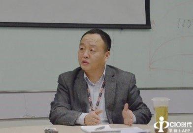 专访联想集团副总裁田日辉:工业互联网能否转型联想?