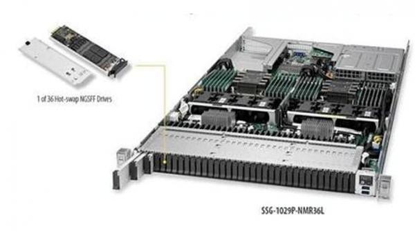 长条状SSD硬盘来了,奇怪的形状并没有预期的吸引力