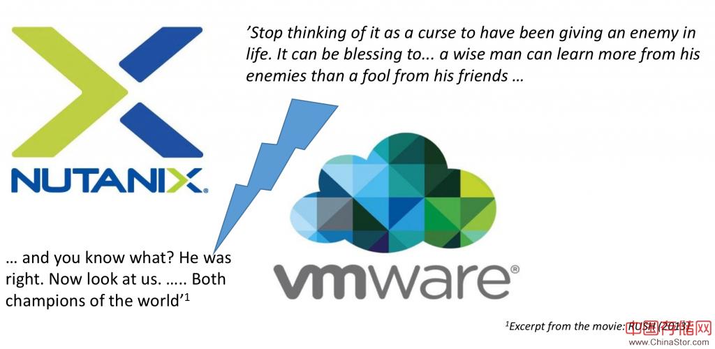 网络虚拟化未来前景好,Nutanix欲超VMware