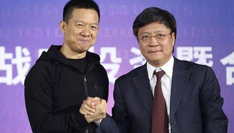 孙宏斌:投资已失败 乐视成妖股,今后我也只是个散户