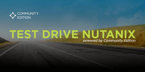 Nutanix企业云平台体验