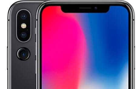 2019年苹果将推出1200万像素搭载3摄像头的iPhone手机