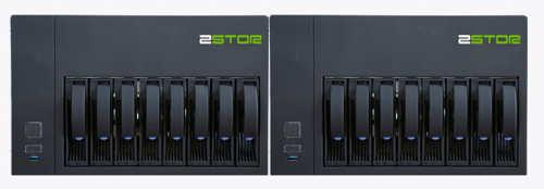 德国存储厂商Zstor发布迷你超融合系统
