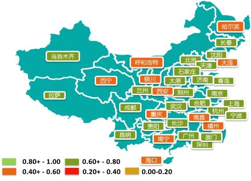 2018《大数据城市网络安全指数报告》发布,杭州综合网络安全状况最好