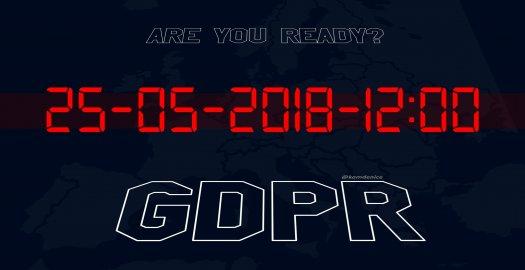欧盟 GDPR 通用数据保护条例正式生效后,各行业影响分析