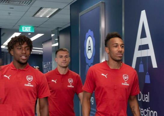 安克诺斯(Acronis)宣布与顶级足球俱乐部阿森纳建立 技术合作伙伴关系