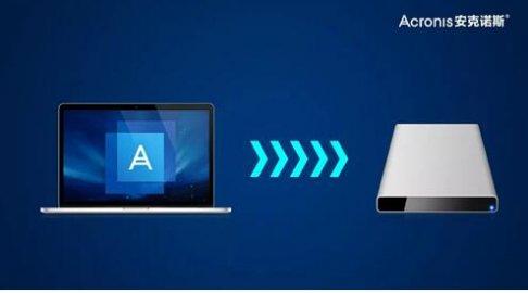 如何将Mac备份到一个外置硬盘
