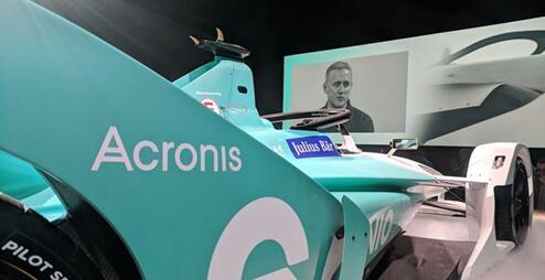 全球网络安全领域领导者安克诺斯(Acronis)成为NIO蔚来FE车队官方合作伙伴