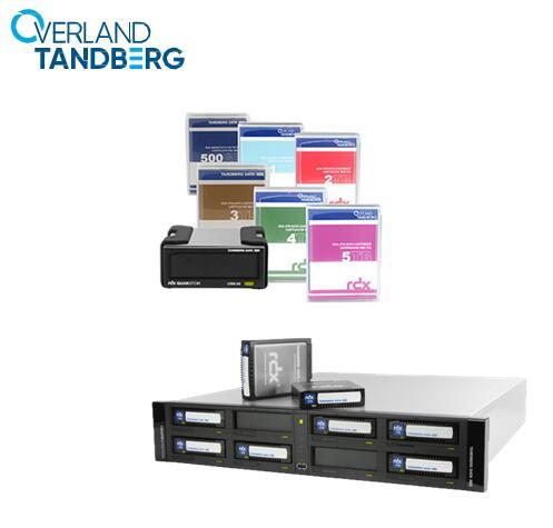Overland-Tandberg RDX通过VMware独立测试验证