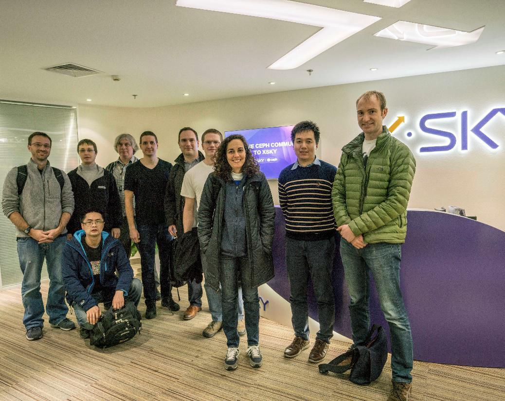XSKY参与创立Ceph基金会,成为全球创始顶级会员