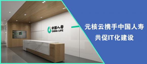 元核云携手中国人寿共促IT化建设