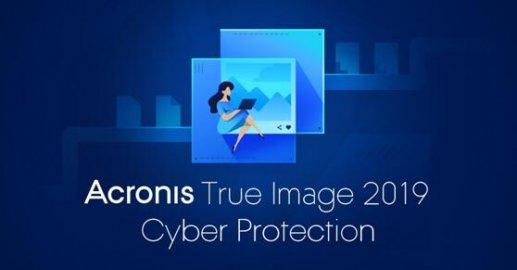 Acronis True Image 2019网络保护,为消费者打造最可靠的备份