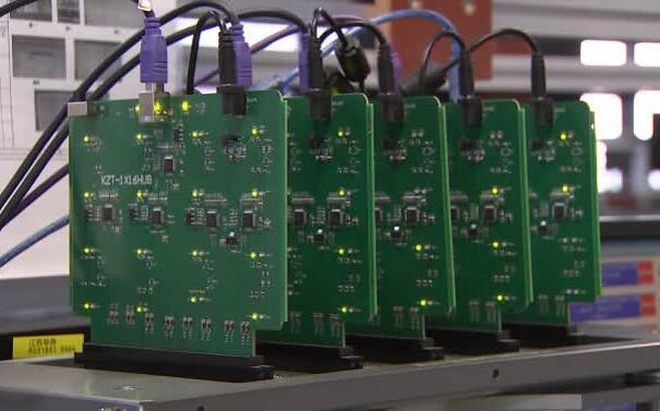 首颗国产40纳米工业级嵌入式存储芯片即将开始量产