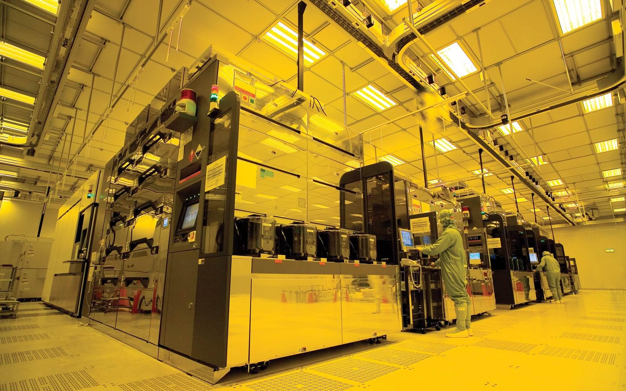 台积电遭遇不合格化学材料,影响芯片生产