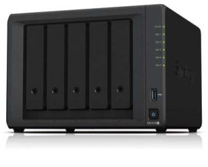 Synology针对SMB和个人推出DiskStation DS1019 + NAS服务器