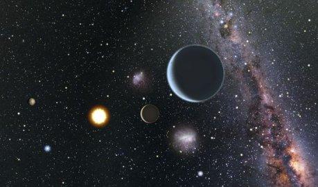 NASA打造宽视场红外巡天望远镜,目标是发现1000颗系外行星