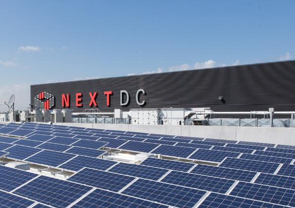 NEXTDC 获国澳大利亚建筑环境评级系统(NABERS)五星级能效评级