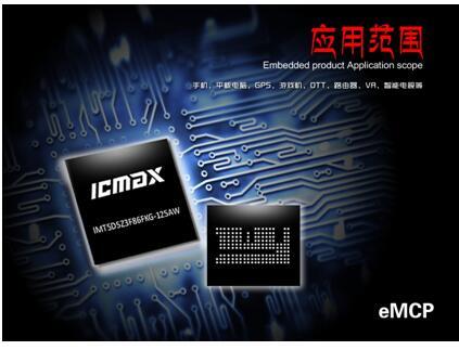 宏旺半导体宣布以ICMAX自主品牌正式进军中国存储市场