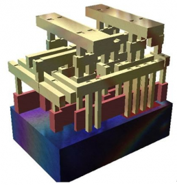 IC芯片制造流程图文介绍