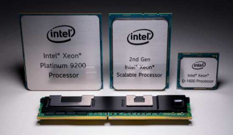 英特尔数据创新日,展示了下一代处理器和平台技术