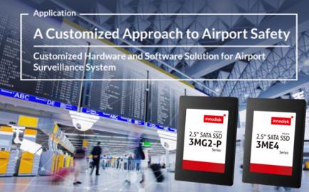 智能机场不停机宜鼎推机场安控软硬件整合方案