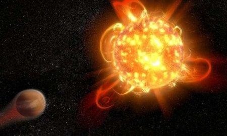 """罕见的""""超级火焰""""有一天会威胁到地球"""