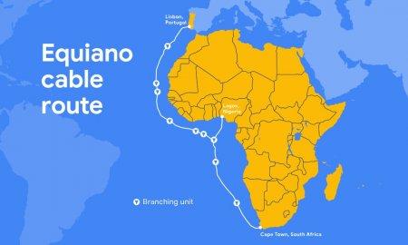 谷歌押注非洲市场,资助新的海底电缆