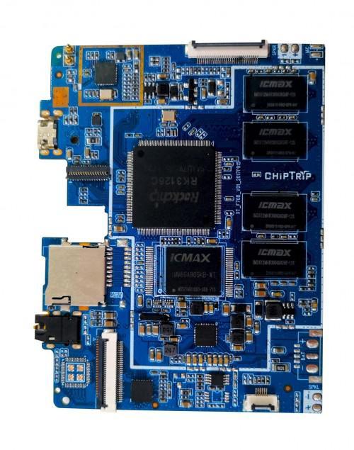 ICAMX LPDDR4X 8GB 为高密度高带宽移动设备存储而生